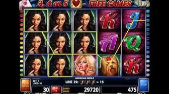 AMERICAN GIGOLO +WIN! +FREE SPINS! online free slot SLOTSCOCKTAIL casino technology