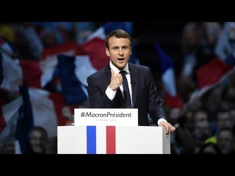 فرنسا: التكنولوجيا الرقمية تساند مرشح -إلى الأمام- في حملته الانتخابية  - 20:21-2017 / 4 / 21