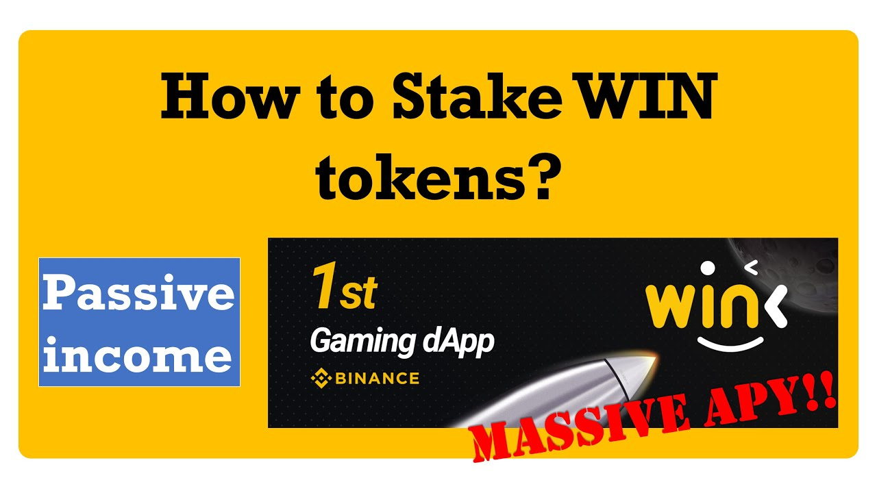 Earn TRX & other crypto - daily payout - WinK gaming platform - Passive income! 7