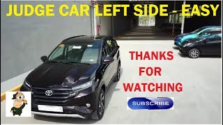 How to judge left side of the car? ||Tamil || Thanks for Watching