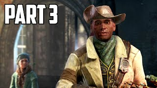 "Fallout 4 Walkthrough - Part 3 ""RETURNING HOME"" (Let"