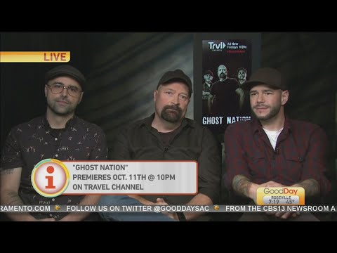 The Ghost Hunters Return With Ghost Nation!