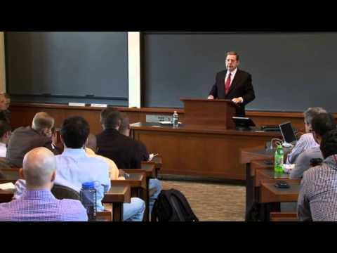 Jeffrey R. Holland Q&A at Harvard University