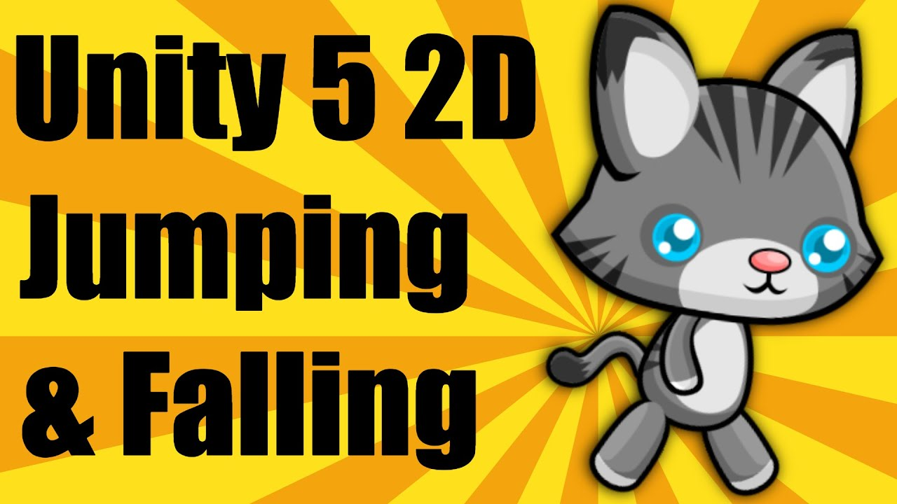Unity 5 2d Jumping And Falling Mobile Platformer