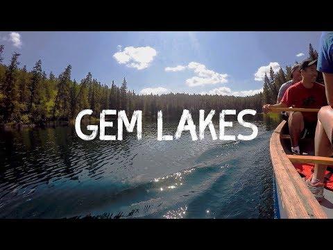 Saskatchewan Adventures: Camping At Gem Lakes
