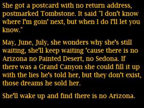 Jamie O'Neal - There Is No Arizona