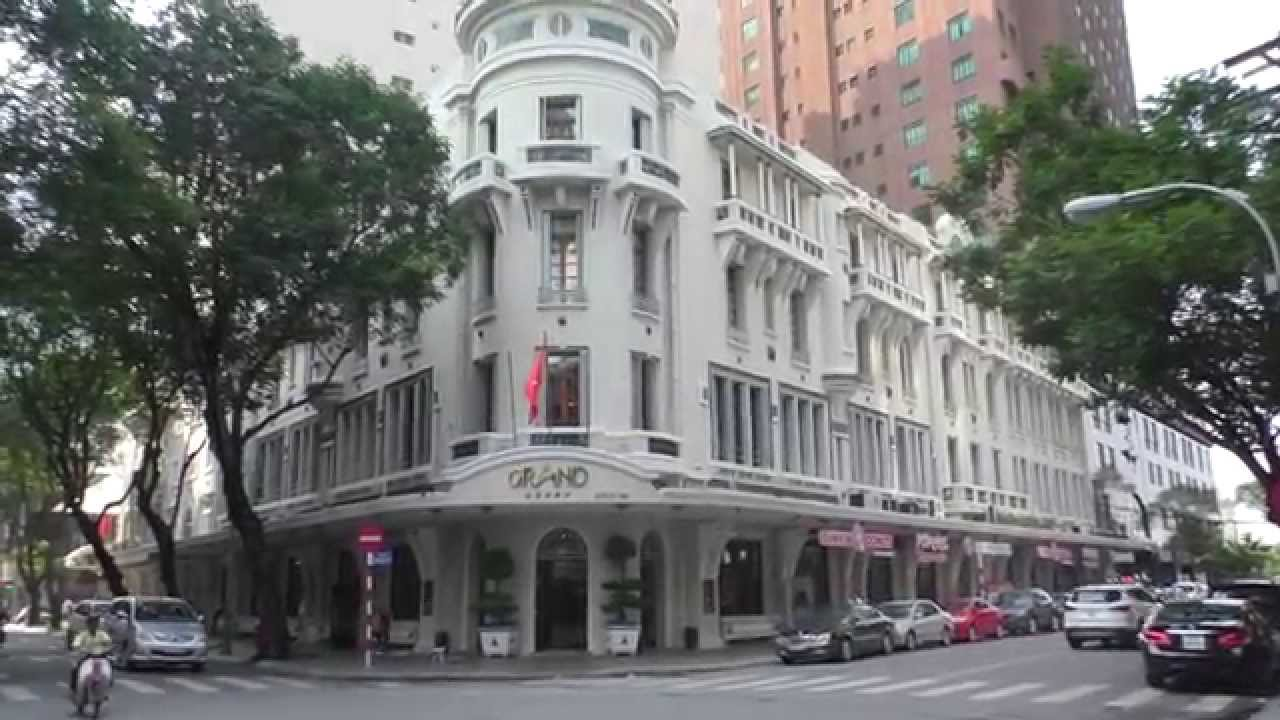 The Grand Hotel Saigon