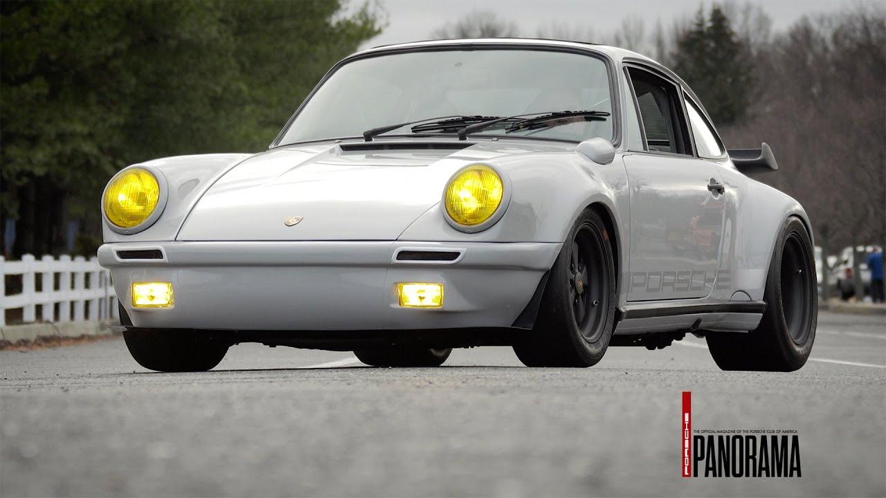 Porsche 930 Turbo Rob Ida Sema Car For Sale Idatude Custom
