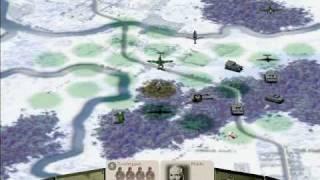 Panzer General III: Scorched Earth - Tutorial Scenario