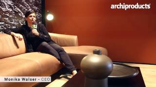 DE SEDE | Monika Walser | Archiproducts Design Selection - Salone del Mobile Milano 2015