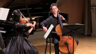 JCM-LA Season 2016-17 Final Concert: Mendelssohn Piano Trio in D minor, op 9 no. 1