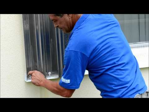 How to Install Hurricane Panels