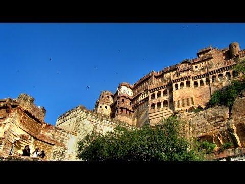 JODHPUR - Zip-lining Over Mehrangarh Fort!