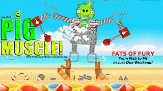 Bad Piggies Fitness Video