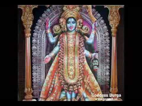Nava Durga Stuti नवदुर्गास्तोत्र