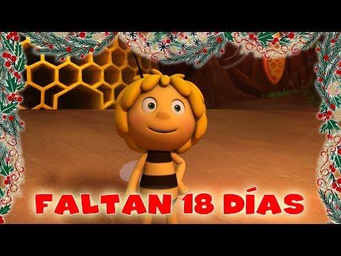 La abeja Maya   Cuenta atr�s   FALTAN 18 D�AS PARA NAVIDAD