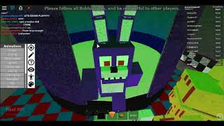 * CLAY IN THE GAME FNAF RP!!! * ROBLOX