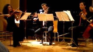 Astor Piazzolla - Adios Nonino, Concert at Urania, Vienna, Austria