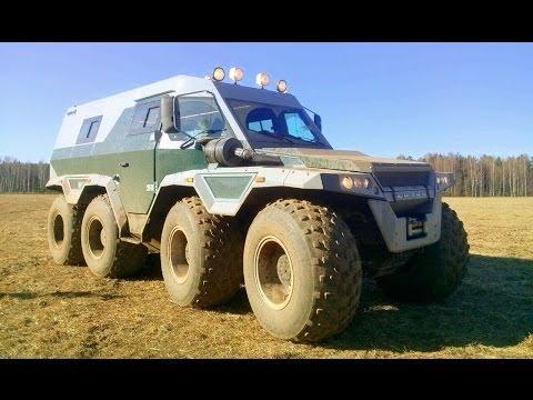 Technology Update: Blurred  Reality, 'Shaman' vehicle Unveiled! (E74)