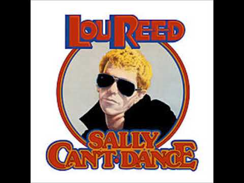 Lou Reed   Ride Sally Ride with Lyrics in Description
