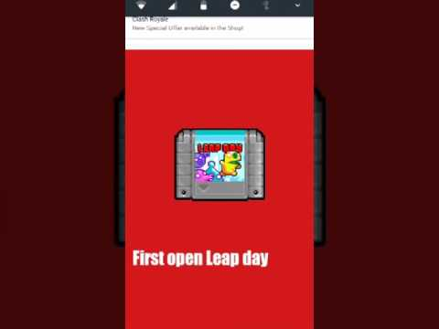 How to get any characters or levels to Leap day for free