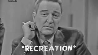 PASSWORD 1963-02-03 Dorothy Loudon & Garry Moore