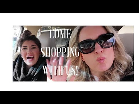 COME SHOPPING WITH ME! Ottawa Boutiques/Shopping Tour