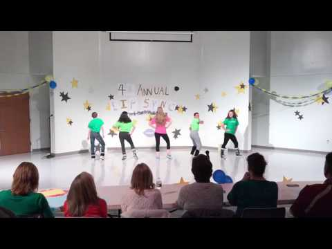 Pink Windmill Kids- You can't stop the music 2017 Marsh 4th annual lip sync