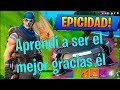 APRENDI A SER UNO DE LOS MEJORES POR OSCURLOD (EL MEJOR DE ARGENTINA) - FORTNITE