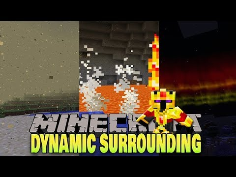 Dynamic Surroundings - Mods - Minecraft - CurseForge