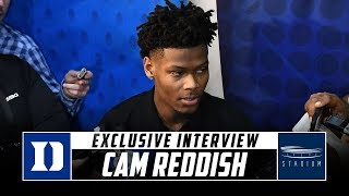 Duke F Cam Reddish Discusses Pre-Draft Preparation | Stadium