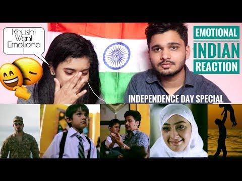 BABA MERI AAWAZ SUNO NA | Pak Army Song | Emotional Indian Reaction