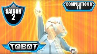 Video TOBOT - Compilation 1H (Épisodes 22 à 24) download MP3, 3GP, MP4, WEBM, AVI, FLV Oktober 2018