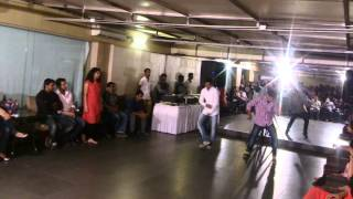 Base Information Management Pvt. Ltd. Party 2015 Dance Performance ( Gandi Baat )