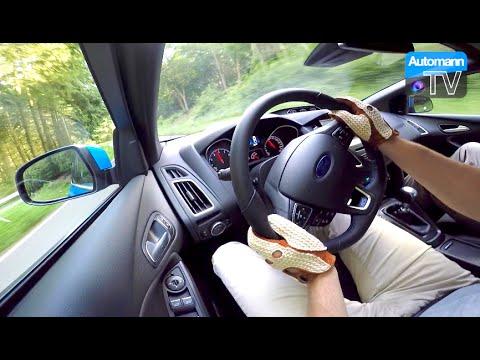 2016 Ford Focus RS MK3 - Handling DRIVE (60FPS)