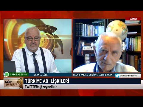 Eski Dışişleri Bakanı Yaşar Yakış: AKP parlamenter gücünü arttırdıkça mutlak iktidara yöneldi