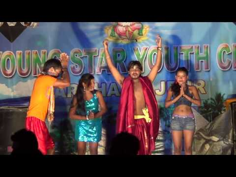 Baba Haleile Tanka Chamara (Stage Dance) - Young Star Youth Club, Aruha