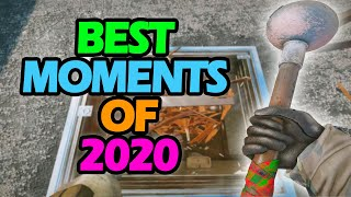 My CRAZIEST Moments of 2020 - Rainbow Six Siege