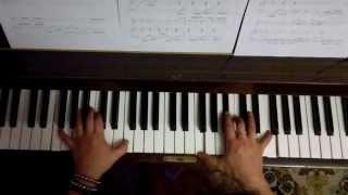 Laisse Le Vent Emporter Tout-Mylene Farmer (piano cover)