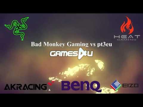 Bad Monkey Gaming vs Team Property | Nordic Masters LAN - 1 / 3