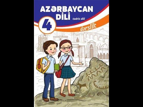 4cü sinif Azərbaycan dili ümümiləşdirici təkrar