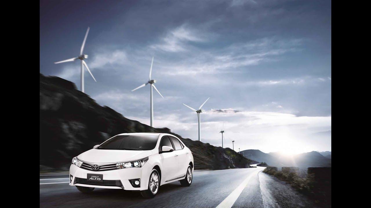 All New Corolla Altis Vs Civic Interior Grand Avanza Veloz 2017 大器進化 1 8 新車發表 Youtube