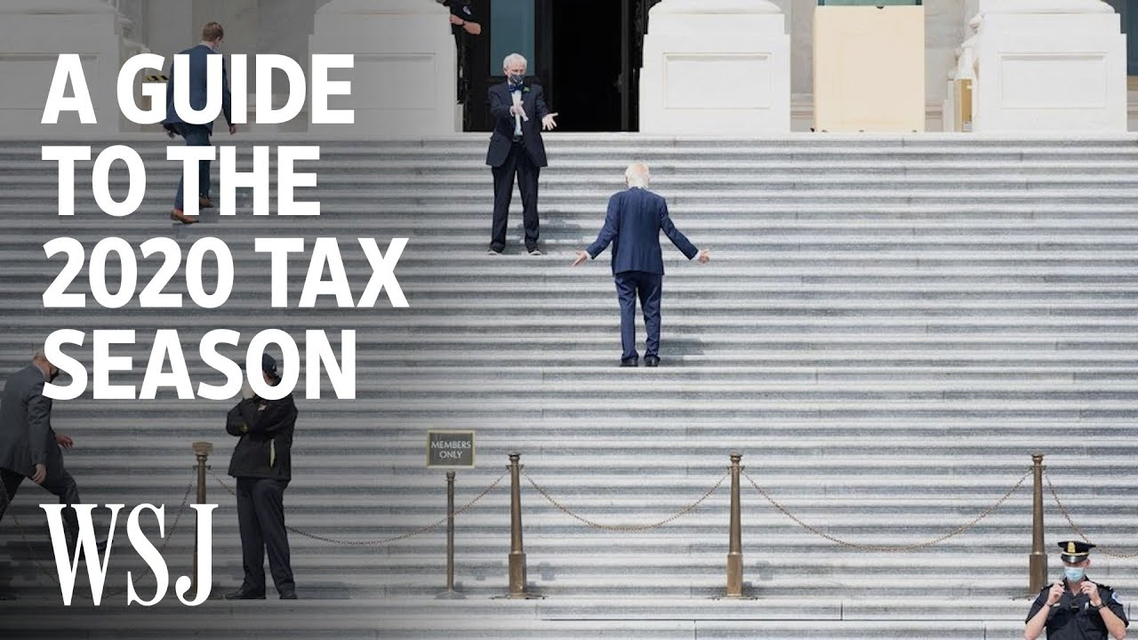 Expect Delays: A Guide to This Year's Tax Season | WSJ
