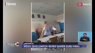 Download VIRAL! Guru Disawer Siswanya di Dalam Kelas, Ada Siswa yang Bertelanjang Dada - iNews Siang 27/03