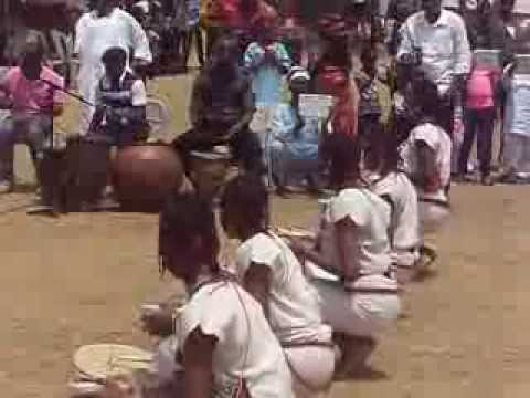 Watch Hausa cultural dance in Cherryfield college, Jikwoyi-Abuja.