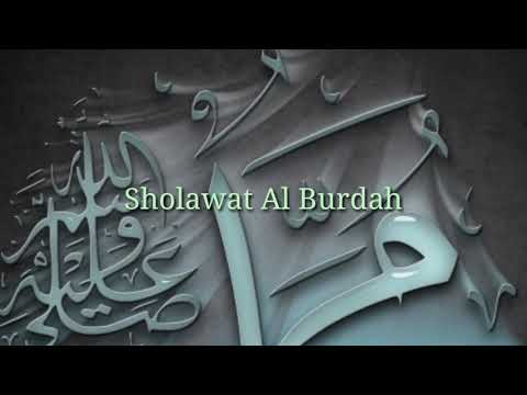Sholawat Al Burdah Bikin Hati Adem