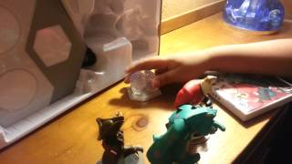 Disney infinity wii version unboxing starter pack
