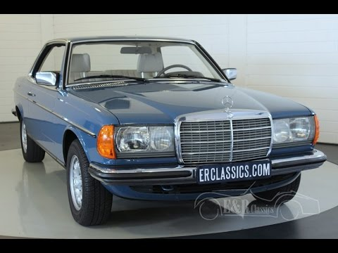 Mercedes benz 230 c coupe 1979 factory original first for Mercedes benz 745