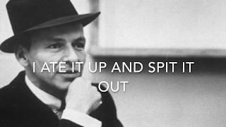 My way - Frank Sinatra - Karaoke male version lower (-2) C