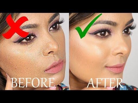 How To Prevent CAKEY FOUNDATION - 13 Tips To Apply Foundation For a Flawless Base